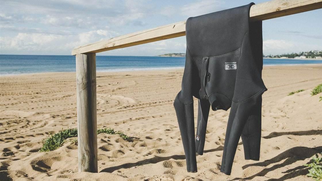 Wetsuit Test: Ocean and Earth Zero Zip 3/2mm Steamer