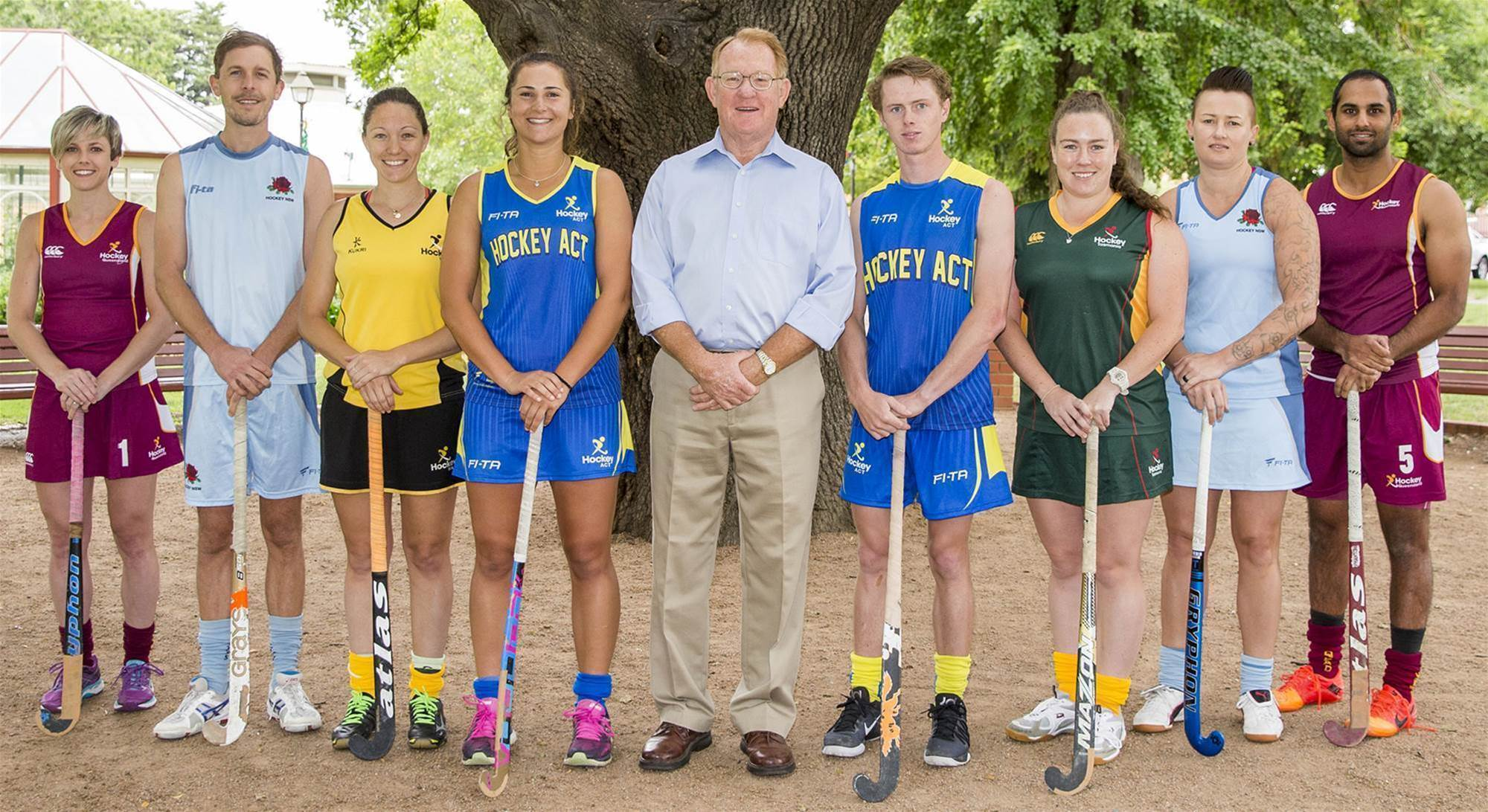 Australian Indoor Hockey Festival kicks off