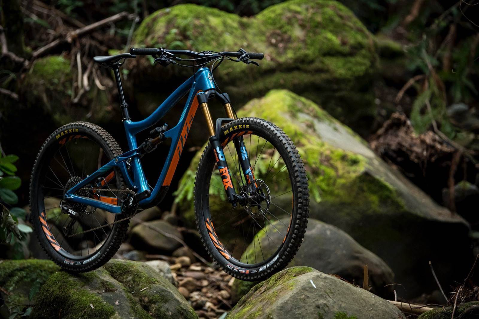Ibis release the Ripmo super bike