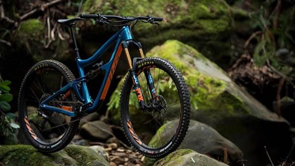 Ibis release the Ripmo super bike