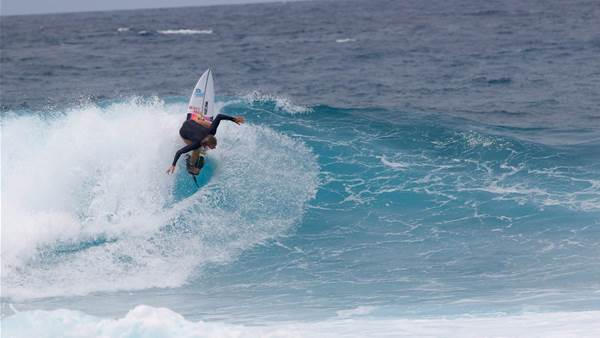 Win: A Chance to Go on Tour with Sally Fitzgibbons