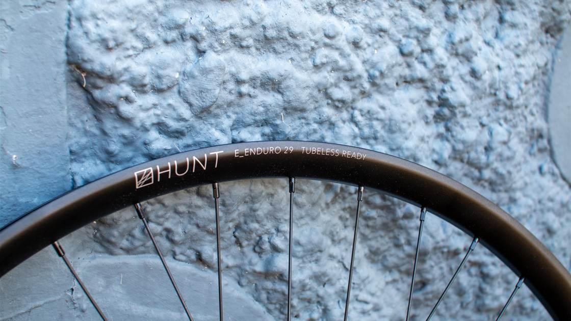 FIRST LOOK: Hunt E_Enduro EMTB Wheelset