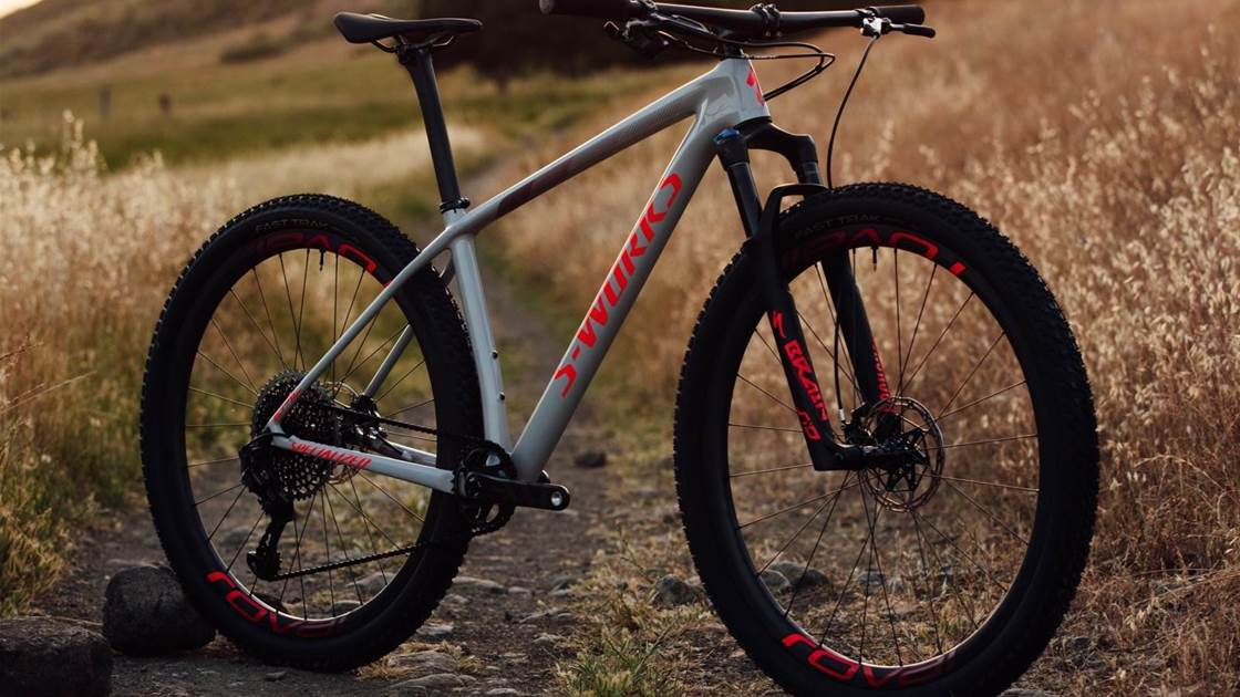 Is this the world's lightest MTB frame?