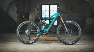 The all-new Merida eOne-Sixty eMTB