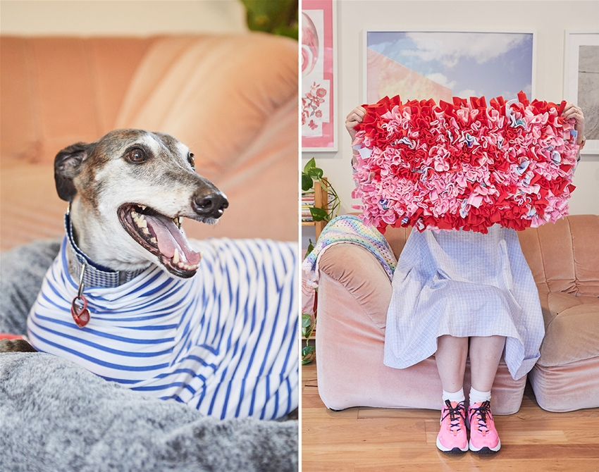 crafting for canines: how to make a snuffle mat