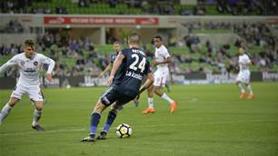 Melbourne Victory v Western Sydney Wanderers player ratings