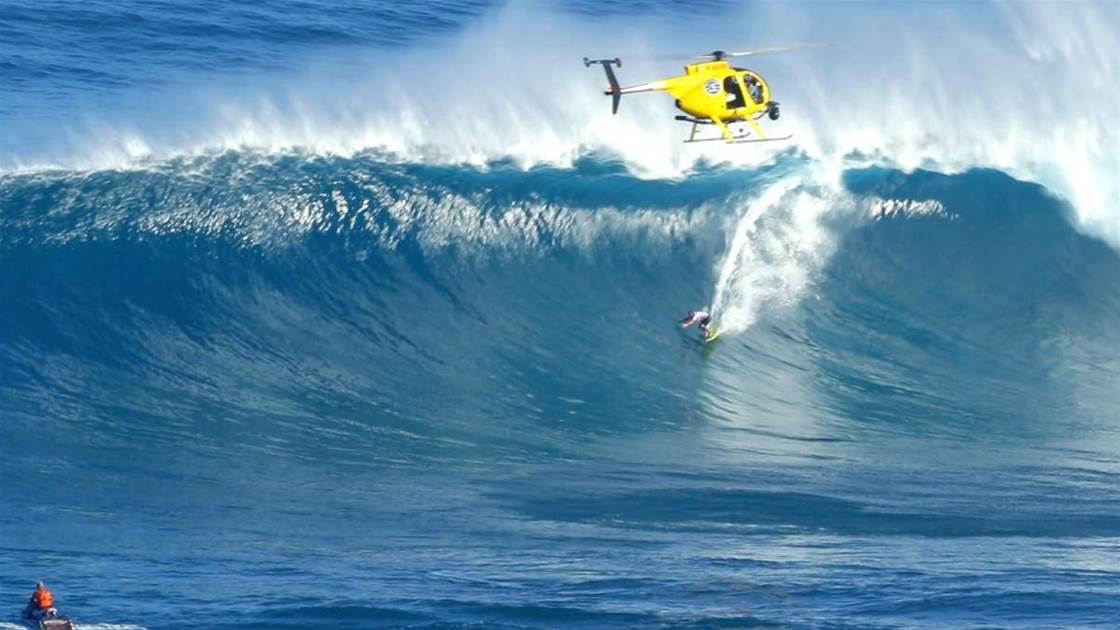 Waves That Mattered: Hippo at Pe'ahi