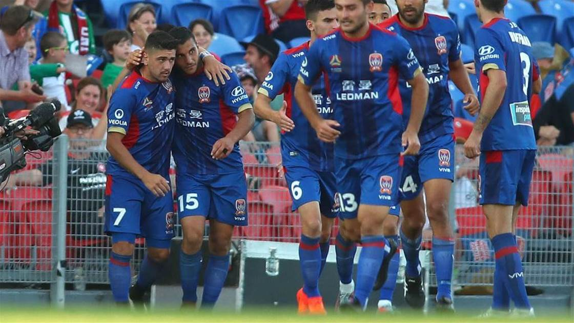 Nabbout and Petratos: 'We can make the World Cup together'