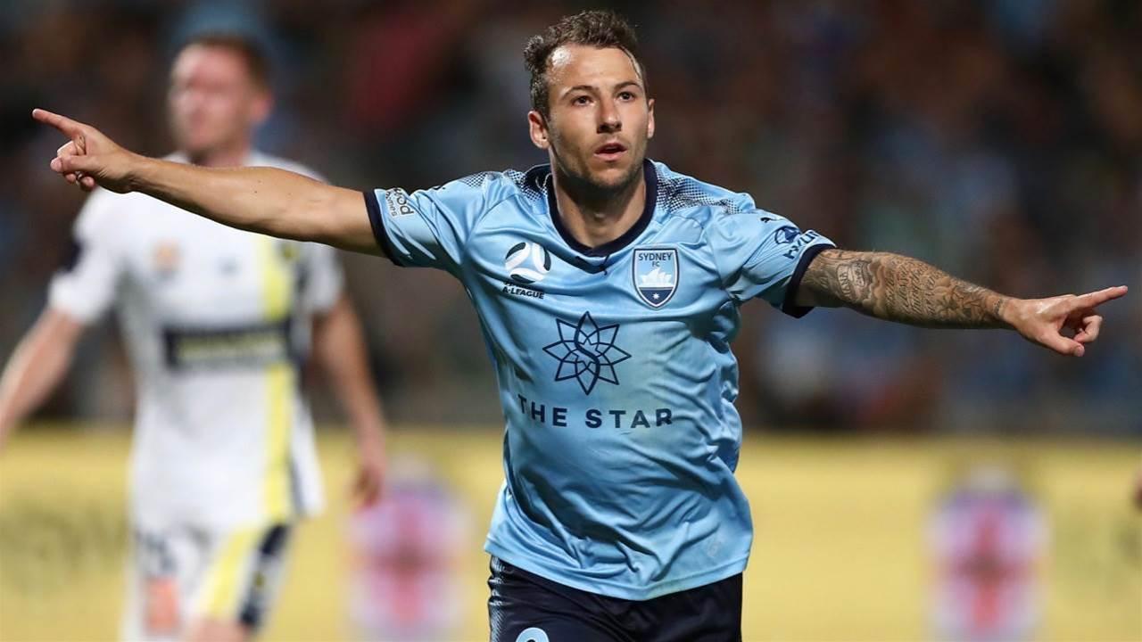 ALF: A-League better than EFL