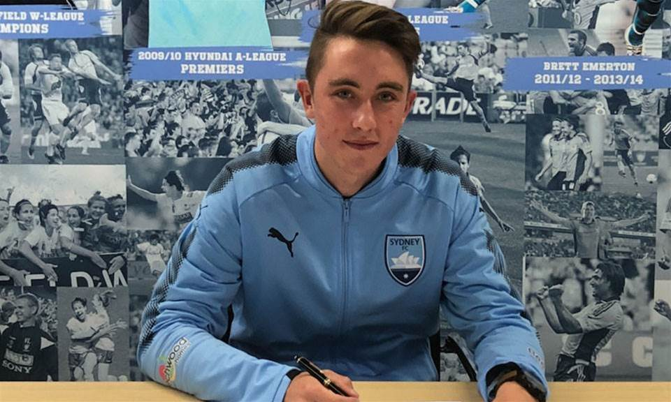 Sydney FC promote Young Socceroos