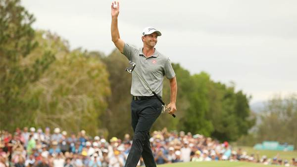 Scott breaks drought at the Australian PGA