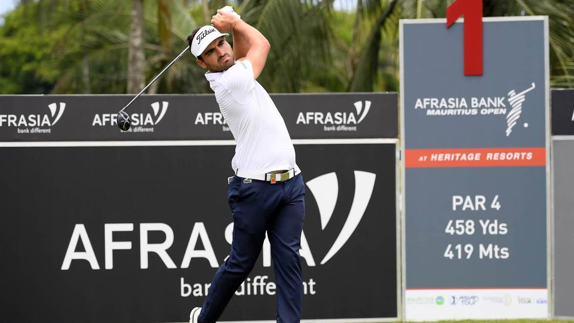 Three-way tie at the Afrasia Bank Mauritius Open