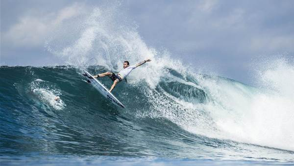 Has Mikey Wright Just Qualified For The WCT?