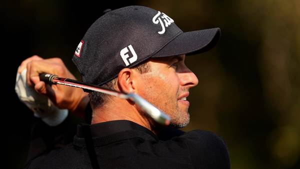 Adam Scott eyeing a second Australian Open title