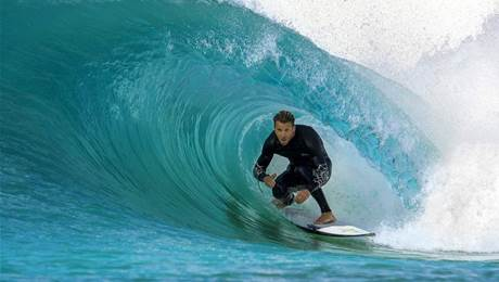 URBNSURF wave pool the secret weapon for Oz Pros?