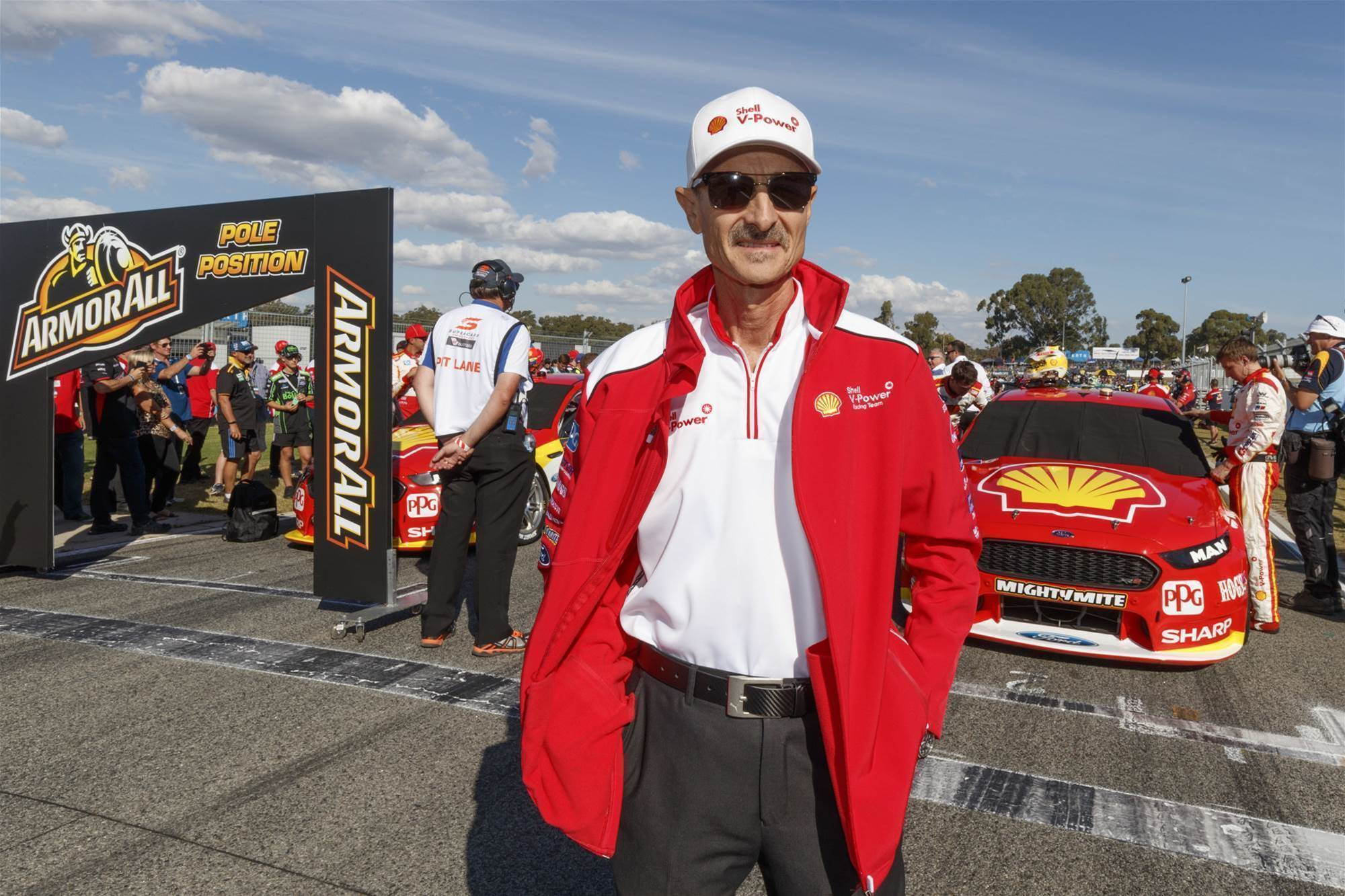 DJR Team Penske co-owner Steve Brabeck dies