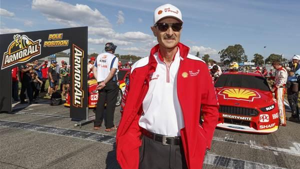 DJR Team Penske co-owner Steve Brabeck dies