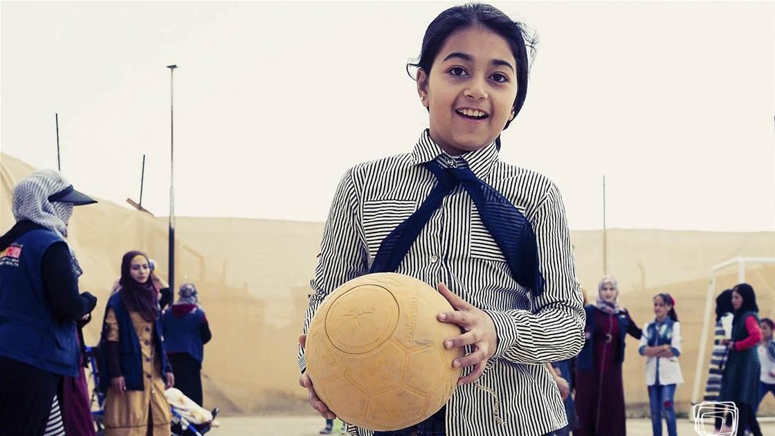 AFC CSR Visits Za'atari Refugee Camp