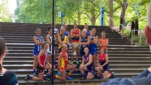 'This is the new normal!': Inside AFLW's huge 2020 launch