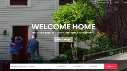 "Airbnb says Australian internet ""will require investment"""