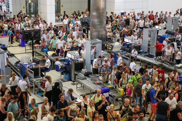 Airports without the queues could be a reality with new ANU sensor