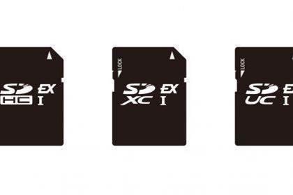 SD cards hit 128TB capacity and gain advanced data transfer protocols