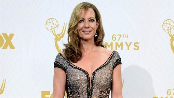 Allison Janney Makes 58 Look Like 38 In Red-Hot Swimsuit Photo