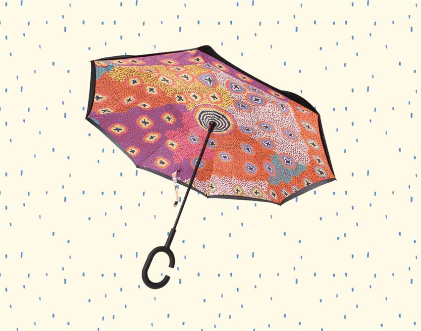 colourful wet weather gear from alperstein designs