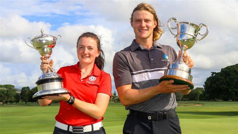 National amateur championships given overhaul
