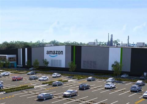 Amazon to set up 'massive' Queensland fulfilment centre