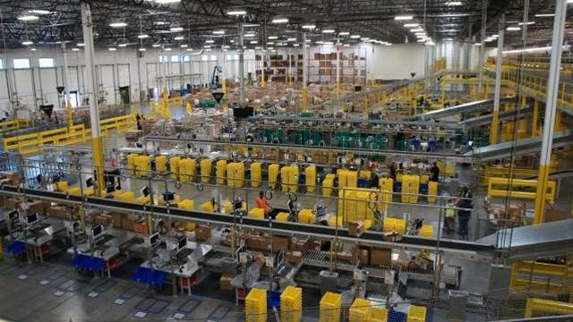 Amazon workers are currently on a transcontinental strike