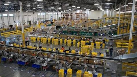 Amazon to hire 100,000 workers as online orders surge on coronavirus worries