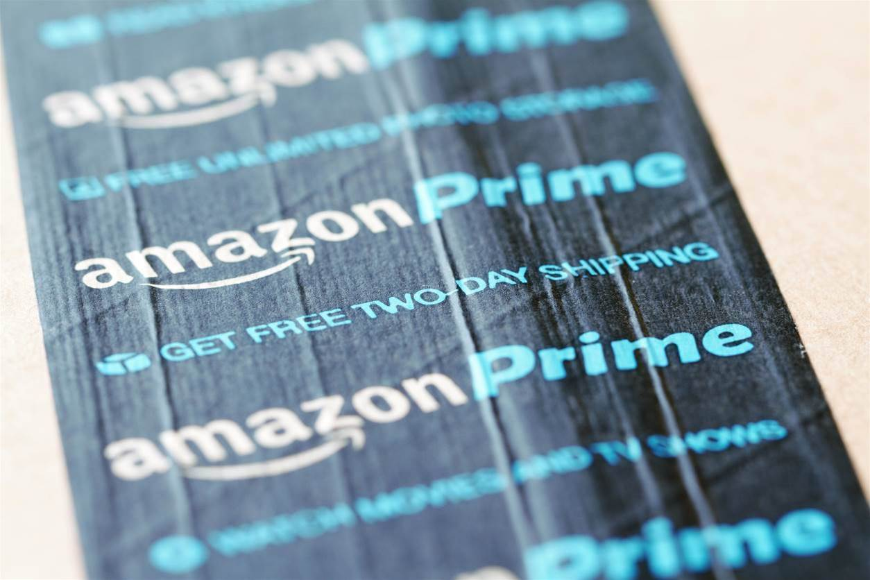 Amazon Prime launches in Australia