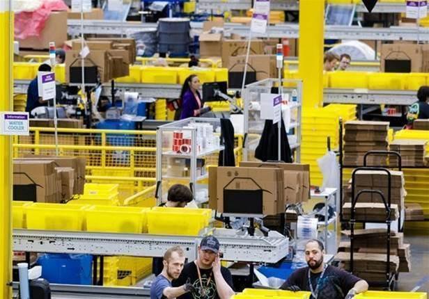 Amazon launches Australian fulfilment service