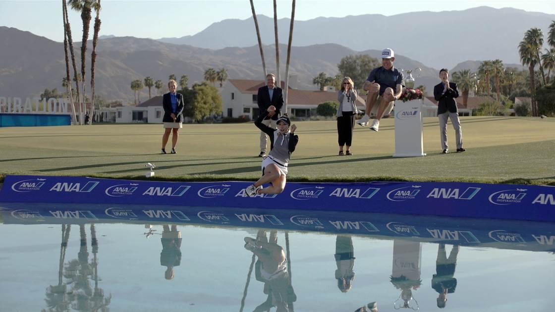 New sponsor and prizemoney boost for LPGA major