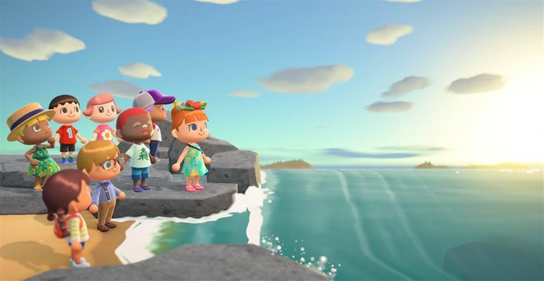 Playing Now: Animal Crossing: New Horizons