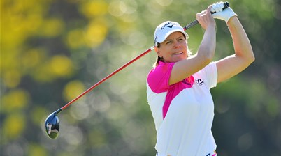Sorenstam to compete in first U.S. Senior Women's Open