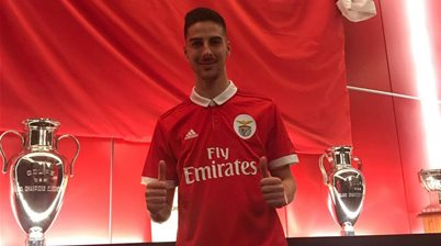 Get Carter: Australian's dream Benfica move