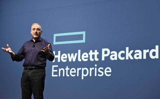 HPE CEO Antonio Neri is 'starting to see light' at end of coronavirus tunnel