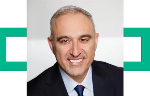 HPE CEO Antonio Neri hails 'Best year yet' for channel