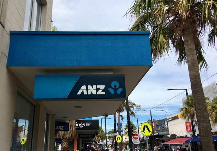ANZ share trading enters third week of trouble