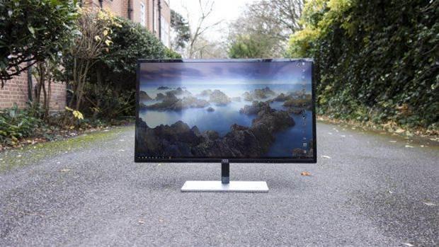 AOC Q3279VWF review: a big-screen bargain