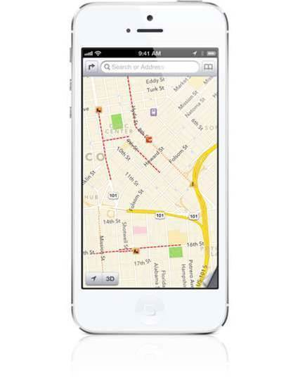 Apple rebuilds mapping app, but will still tap TomTom