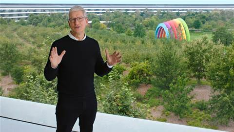 Apple CEO: Surge in Mac demand 'fueled' by M1 chip