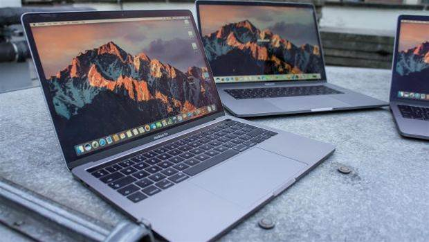 Apple's new MacBook Pro aims to solve keyboard dust issues