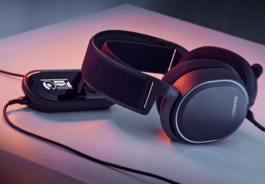 Gaming headphones go Hi-Res with the Steelseries Arctis Pro