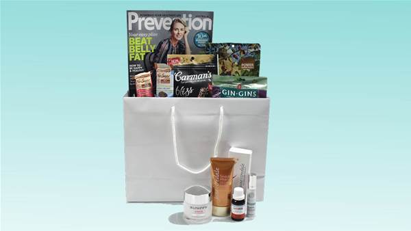 Don't Miss Out On This $350 Goodie Bag!