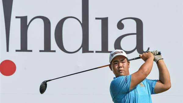 ASIAN TOUR: Kim aims to finish dream rookie season on a high