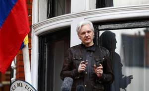 Ecuador cuts Assange's internet access