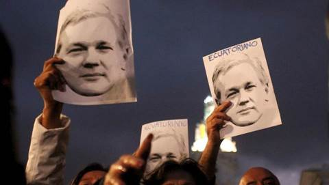 Next step in Assange extradition case due in UK court on Friday